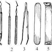 Зонды стоматологические фото