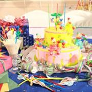Организация детских праздников. Праздники для детей (банкетный зал). фото