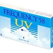 Линзы контактные мягкие CooperVision Frequency 58 UV фото