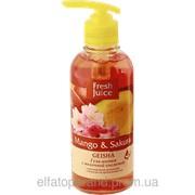 Гель для интимной гигиены Fresh Juice манго сакура 300 мл фото