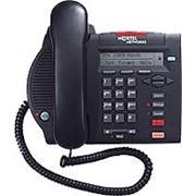 Базовый однолинейный телефон. фото