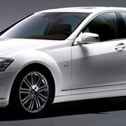 Автомобили из Европы Mercedes W221 фото