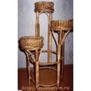 Мебель плетеная из лозы фото