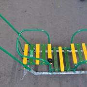 Удобные санки для двоих Тандем (Код: Тандем) фото