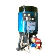 Котел газовый водогрейный КСВа-0.8 автоматизированный фото