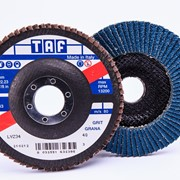 Лепестковый диск профессиональной серии LVZ34 фото