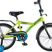 """Велосипед NOVATRACK 20"""" YT FOREST салатовый 201FOREST.GN8 #126760 фото"""