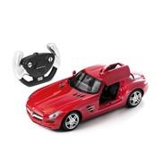 Mercedes-Benz SLS RASTAR, 1:14 радиоуправляемая модель, Джойстик, Красный фото