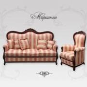 """Диван """"Марианна"""" 3-х местный раскладной в комплекте с одним креслом фото"""