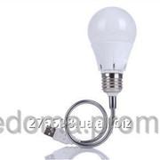 Cветодиодный USB фонарик Лампочка фото
