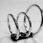 3 эрекционных кольца Ring Cock Cage (SS100-36) фото