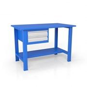 Металлический слесарный стол ВСТ-Н 12/ТП1 фото