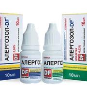 АЛЕРГОЗОЛ-DF 0,03% и 0.06%, капли для носа и глаз в Алматы фото