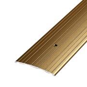 ЛУКА Порог стыкоперекрывающий ПС 07-900-04 бронза (0,9м) 60мм фото