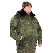 Куртка - Пилот, на синтепоне тк. Грета Цифра фото