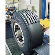 Восстановление шин для грузовых автомобилей, пошив пологов, тентов, штор фото