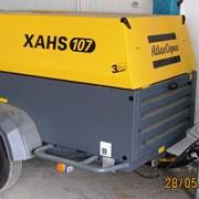 Дизельный компрессор Atlas Copco XAHS 107 фото