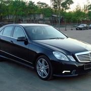 Прокат Mercedes-Benz W212 фото