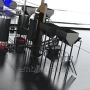 Линия производства гранулированного резино-битумного вяжущего фото