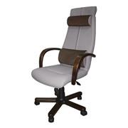 Кресло для руководителя «Атос» пластик фото