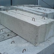 Фундаментные блоки ФБС ГОСТ 13579-78 фото