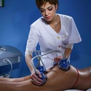 Вакуумно-роликовый массаж фото