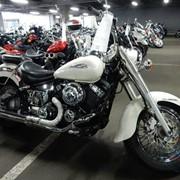 Мотоцикл чоппер No. K5751 Yamaha DRAGSTAR 400 CLASSIC фото