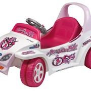 Электромобиль Peg-Perego Mini Racer Pink фото