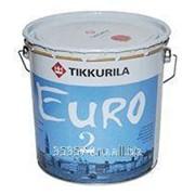 Краска латексная ЕВРО-2 ПВА 2,7л фото