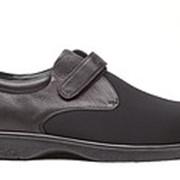 """Полуботинки для диабетической стопы """"orthotitan"""" (диабетическая обувь) OT-031 фото"""