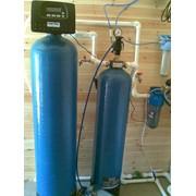 Монтаж системы водоснабжения. Водоочистка. Водоподготовка фотография