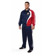 Спортивный костюм мужской РОССИЯ-3 (S-110) фото