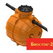 """Система канализации """"Биосток 2"""" секция 1000л. фото"""