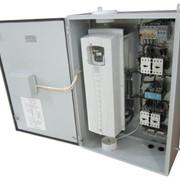 Шкаф управления установкой вентиляционной ШУ-УВ фото