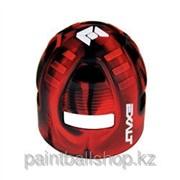 Защитный чехол на баллон Exalt красно-черный фото