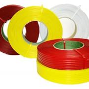 Клип-лента 600м (красная, желтая - в наличии) фото
