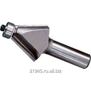 Фреза концевая для снятия фасок двузубая W.P.W. MSL2453 фото