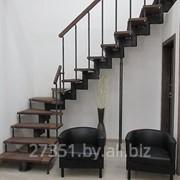 Изготовление лестниц на заказ фото