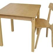 Мебель для детских садов, яслей Стол для детей «ЛАДУШКА» фото
