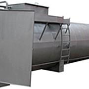 Резервуар объемом 16м3 двустенный/двухсекционный фото