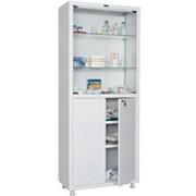 Медицинские шкафы ПРАКТИК MD 2 1670/SG фото