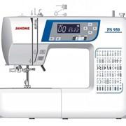Машины бытовые швейные Компьютеризированная швейная машина JANOME PS-950 фото