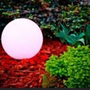 Световые композиции для сада фото