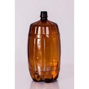 ПЭТ бутыль 3 литра Боченок с диаметром горла 28 мм фото