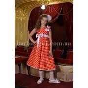 Нарядное детское платье KMS_1602 фото