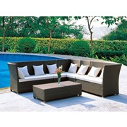 Комплект мебели из ротанга Амбассадор фото