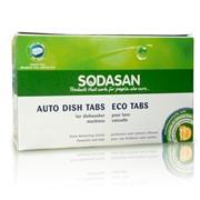 Таблетки для посудомоечных машин 25 шт. тм SODASAN фото