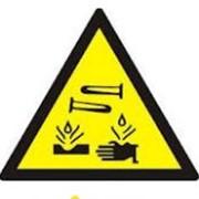 Перевозка опасных химических веществ, Перевозка едких коррозийных веществ фото