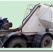 Модернизация цементовозных бочек фото