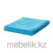 Банное полотенце бирюзовый ГЭРЕН фото